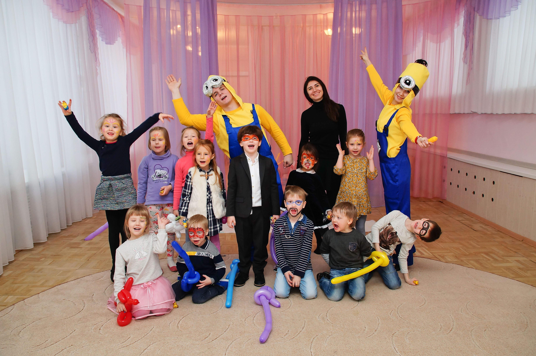 аниматоры в детский сад Барашёвский переулок