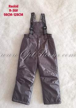 3b5c5b38dcc R-36-1-S Демисезонные штаны (98-128)