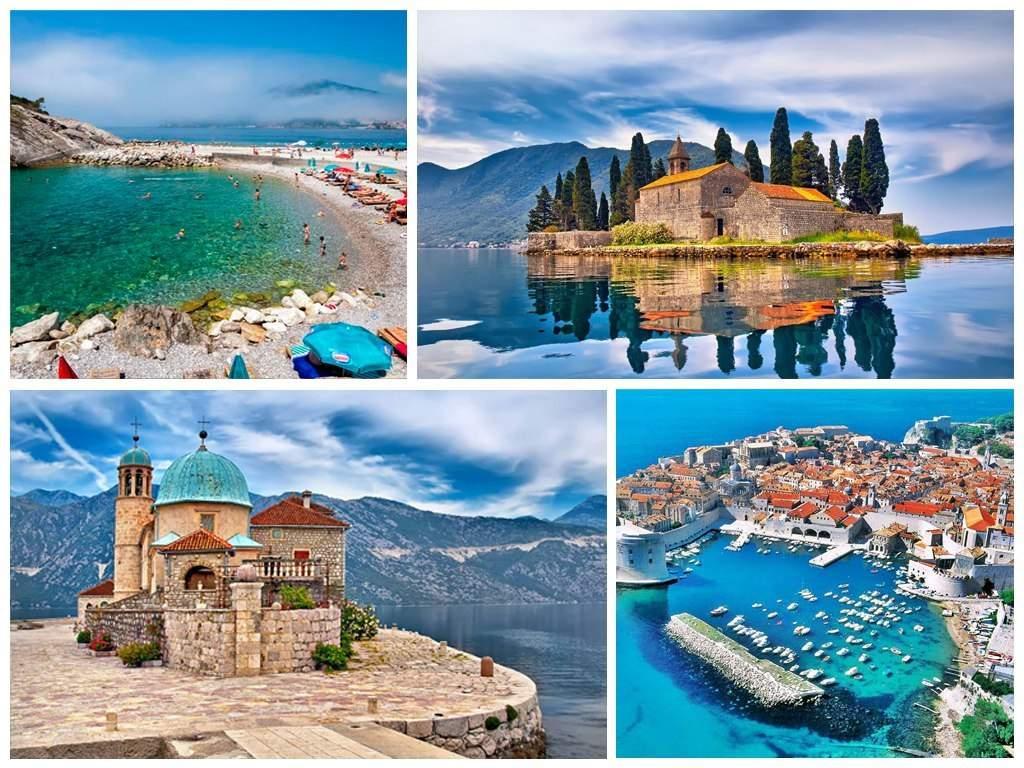 Картинки туры в черногорию из москвы