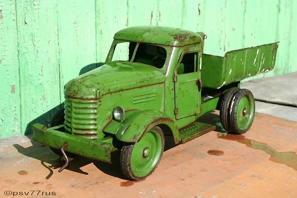 металлические игрушки ссср фото недель рунет гудел