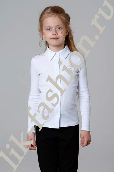 Купить блузки водолазки для школы