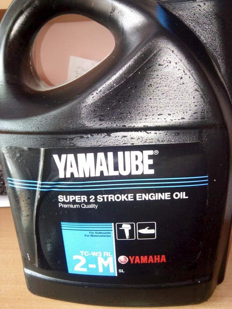 качество масло для лодочного мотора