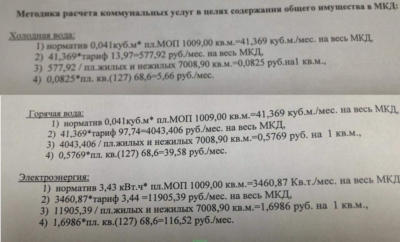 схема расчета одн электроэнергии